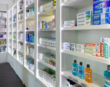 Pharmacy-Racks